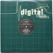 Digital Beats DBEAT010 - Sloppy Feathered Coated Chicken EP - Tazz & Loopy 'The Limit' / 'Martian Winds (Psycho Martian)'