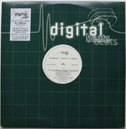 Digital Beats DBRMX001 - Remix EP - Shanty, Tazz & Loopy 'Outbreak (Tazz Remix)' / Menace 2 Society 'Cougar's Bass (Shantytown Remix)'