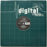 Digital Beats DIGBEAT001 - Time Crisis EP - Shanty, Tazz & Loopy 'Outbreak' / 'Maximum'