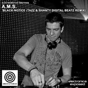 Electromotive EMOTE028 - A.M.S. 'Black Notice (Tazz & Shanty Digital Beatz Remix)'