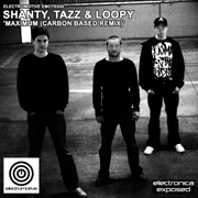 Electromotive EMOTE040 - Shanty, Tazz & Loopy 'Maximum (Carbon Based Remix)'