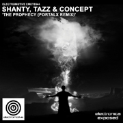 Electromotive EMOTE044 - Shanty, Tazz & Concept 'The Prophecy (PortalX Remix)'