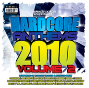 Electronica Exposed EECD057 - Hardcore Anthems 2010 Volume 2 - Mixed By Shanty