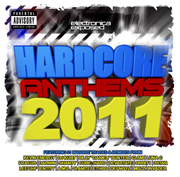 Electronica Exposed EECD059 - Hardcore Anthems 2011 - Mixed By Shanty