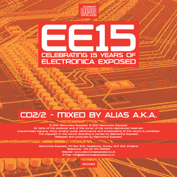 Electronica Exposed EECD063 - CD2
