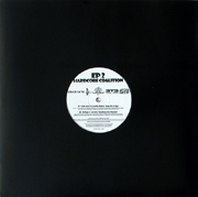 HCEP002 - Hardcore Coalition EP 2 - Cube::Hard & Jennifer Bolton 'Show Me A Sign' / Ruffage & Serenity 'Headlong Into Mischief' / V2 (Invader & MC Friction) 'Into The Mix' / DJ Fury 'Save My Soul'
