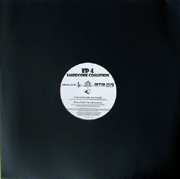HCEP004 - Hardcore Coalition EP 4 - Darwin & Pearl Blue 'Don't Be Lonely' / Cyrez & Antti S 'Never (Shanty Remix)' / Cube::Hard 'Smoke Signals' / Kev Willow & Pearl Blue Featuring Invader 'Hold Me High'