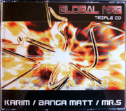 Arktik Records GLOBALNRGCD001 - Global NRG - Mixed By Karim, Banga Matt & Mr S