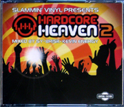 Central Station CSRCD5296 - Hardcore Heaven 2 - Mixed By Sy, Brisk, Kevin Energy