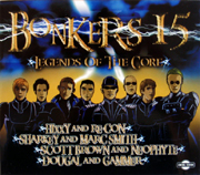 Central Station CSRCD5310 - Bonkers 15 : Legends Of The Core - Mixed By Hixxy & Re-Con, Sharkey & Marc Smith, Scott Brown & Neophyte, Dougal & Gammer