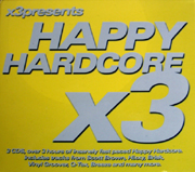 DMV Recordings DMV169 - x3 Presents Happy Hardcore x3 - Mixed By Brisk