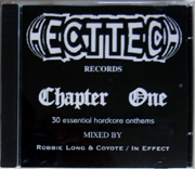 Hecttech Records HTRCD001 - Hecttech Records Chapter One - Mixed By Robbie Long & Coyote, In Effect
