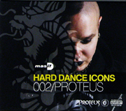 Masif Entertainment MASIFCD025 - Hard Dance Icons 002 - Proteus - Mixed By Proteus