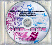 NRGetic Romancer NRGHDIZECD001 - NRGetic Romancer 5th Anniversary - Hybridize Special CD - Mixed By PlasmaDancer