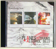 Pitched Up Recordings PURCD001 - Planes, Trains & Alcohol Bills - A Compilation Of Excess - Mixed By AC Slater