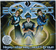 React REACTCD231 - Bonkers X - Mixed By Hixxy, Sharkey & Scott Brown