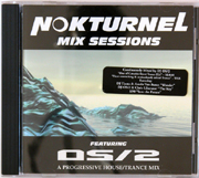 Topaz Records TPZ-2617 - Nokturnel Mix Sessions : OS/2 - Mixed By OS/2