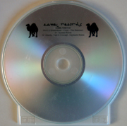 Camel Records CAMLTD001CD - Oli G & Smackdown 'Crazy (Sunrize Remix)' / 'Crazy (Shanty, Tazz & Concept Digital Beatz Remix)'